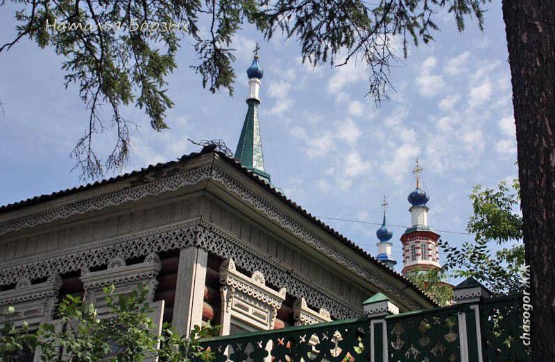 Крестовоздвиженский храм
