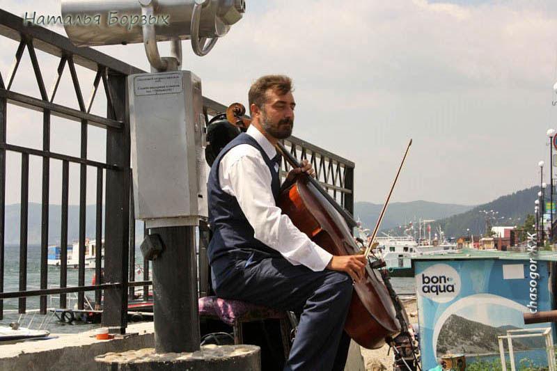 музыка на Байкале