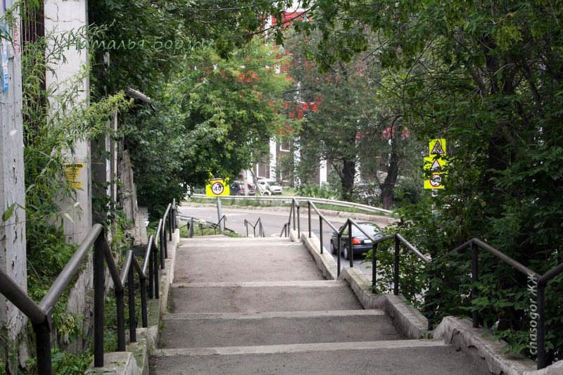 начало Байкальской улицы