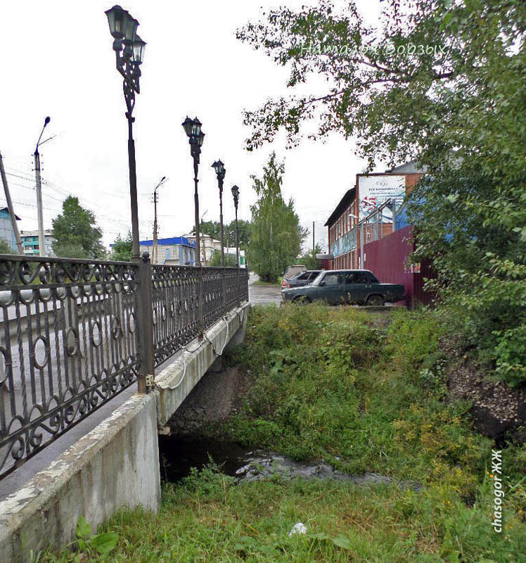 речка Черемшанка