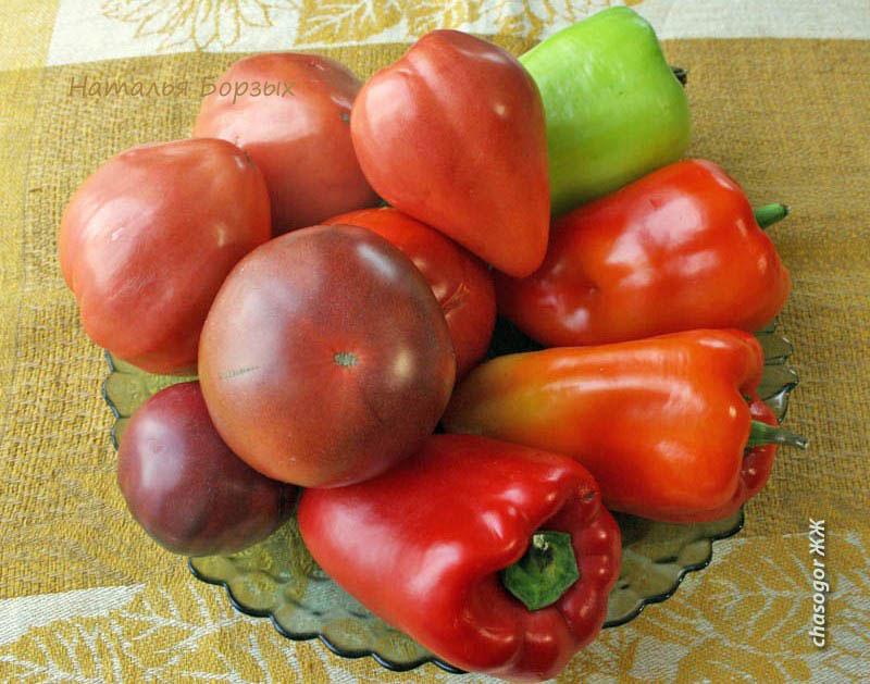 кучка овощей на 200 последних рублей