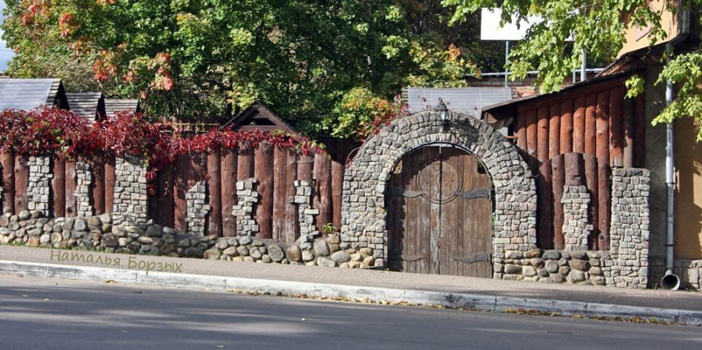 ограда на века
