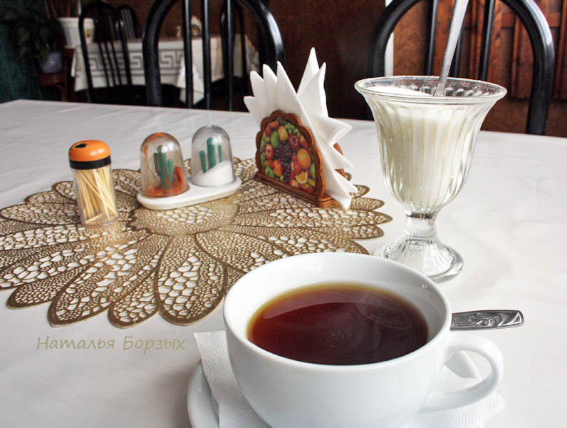 сахар отдельно от чая
