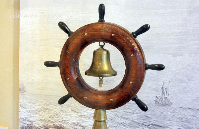 морской колокол