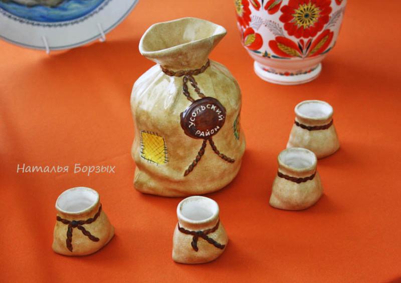 усольская керамика