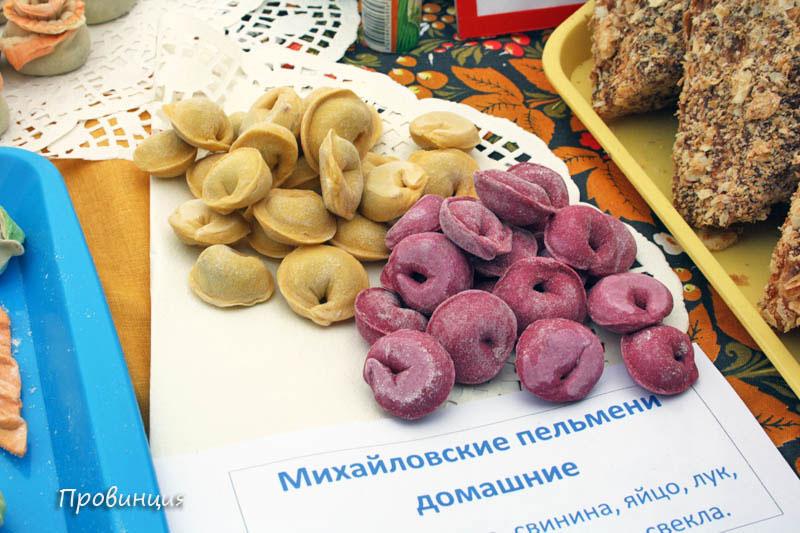 от соседей из посёлка Михайловка