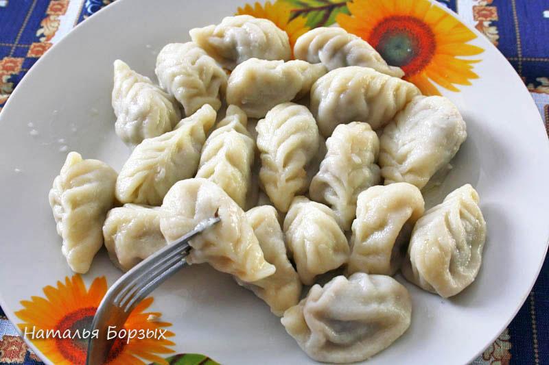пельмени по-монгольски из Боханского района