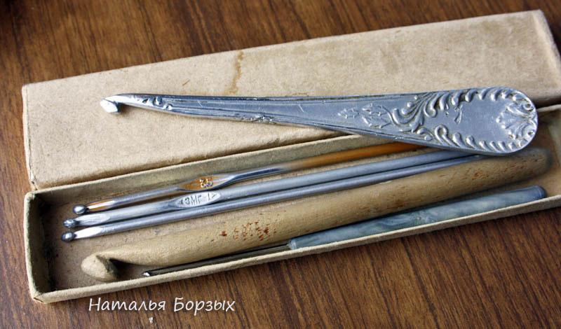 самодельный деревенский крючок из алюминиевой ложки