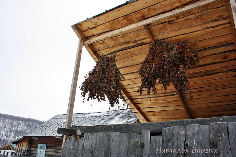 веничный корм для коз