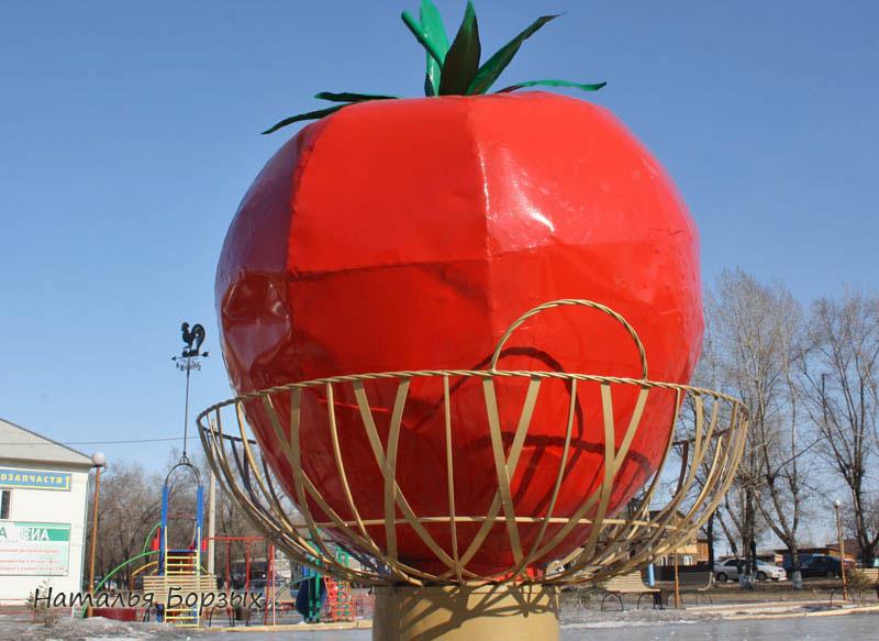 железный томат