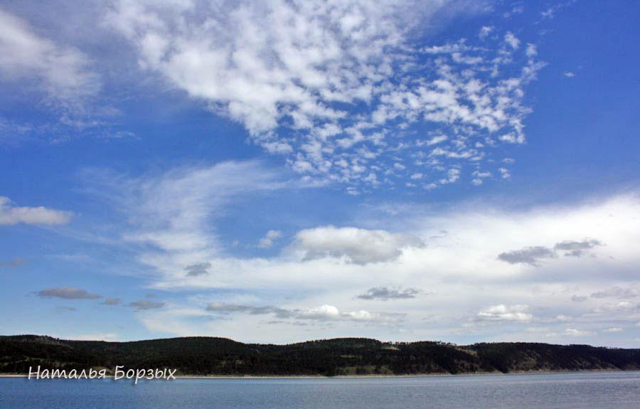 небо над Ангарой