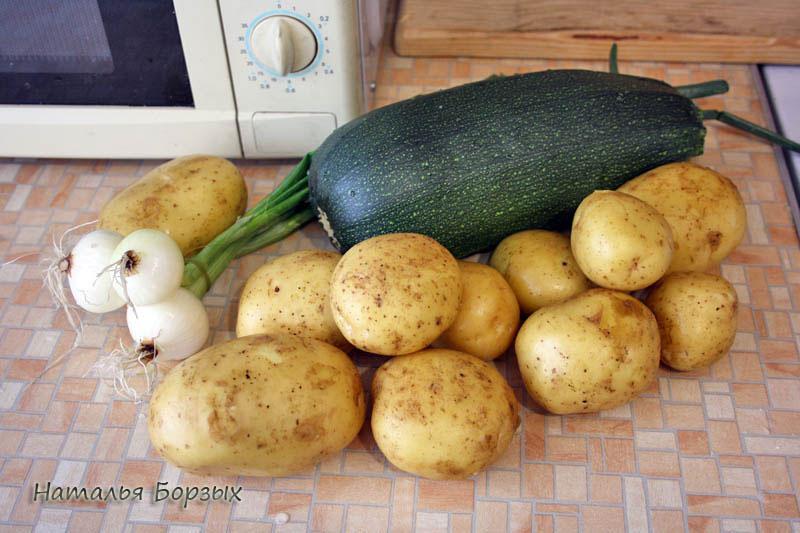 нитратные ранние овощи
