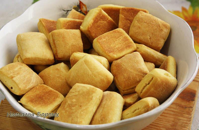 хлебное печенье