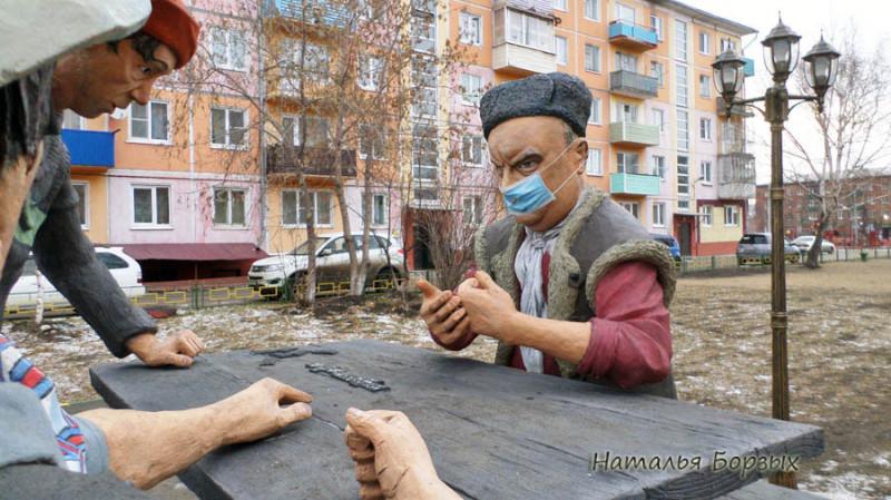 """в """"Кавказской пленнице"""" маску надевал Вицин"""
