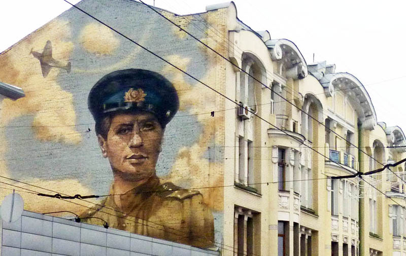 дом в Киеве, где жил Леонид Быков