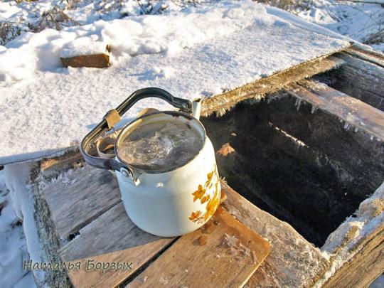 лёд для кофе и чая