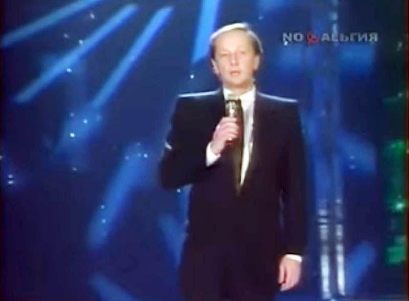 новогоднее поздравление Михаила Задорнова 1 января 1992 года, сразу после развала СССР