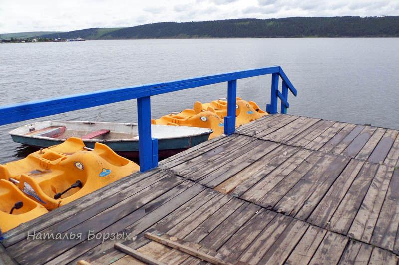 прогулочные лодки