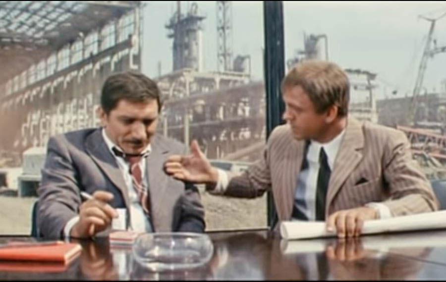 Джигарханян и Меньшов 1972
