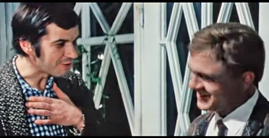 Бурков и Меньшов 1972