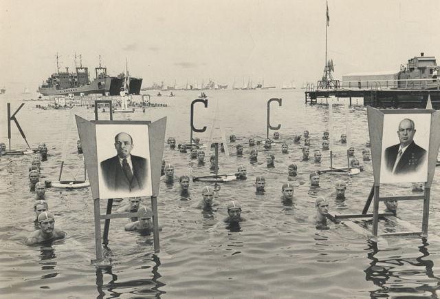 День ВМФ 1950-е