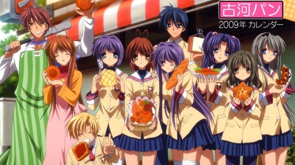 Anime Review Clannad 2007 Cheetaking Livejournal