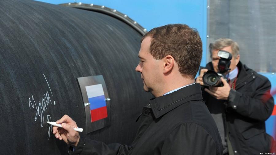 medvedev-i-gazprom