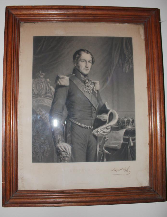 Leopold I belgic