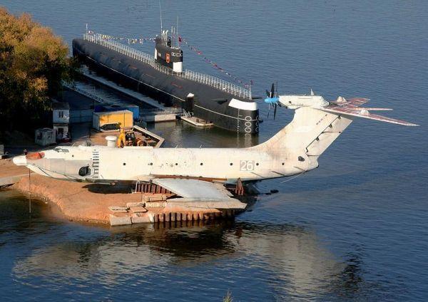 подводная лодка щукина
