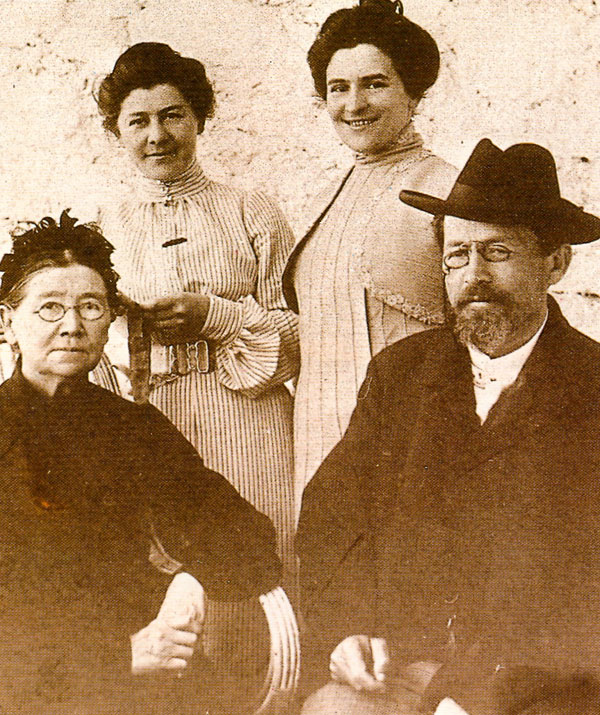 the early life and times of russian playwright anton chekhov
