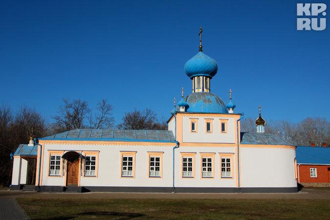 Храм в Можаевке