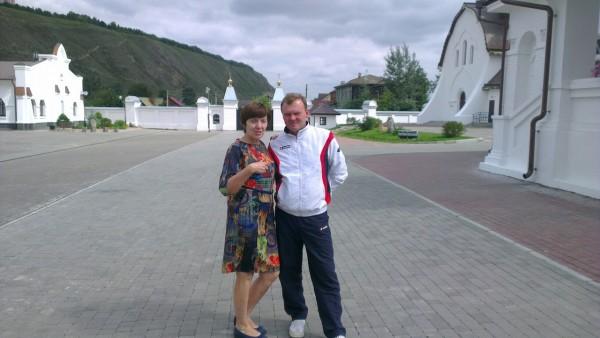 с Олегом