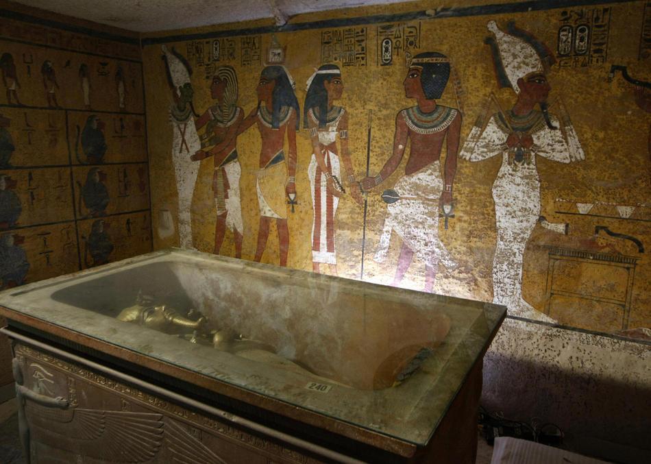 склеп фараона фото заднике
