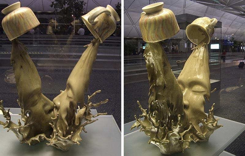 coffee_kiss_sculpture_design_Tsang_Cheung_Shing