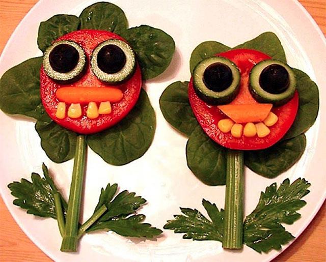 fun-foods-for-kids-plants-flowers-snack