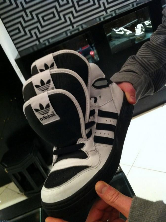 Прикольные фото с кроссовками