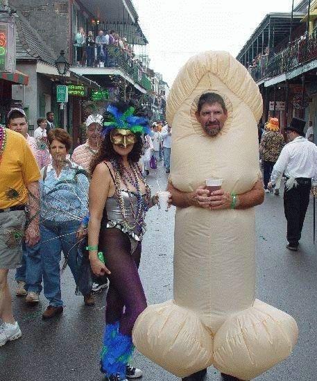 Tricky dick costume