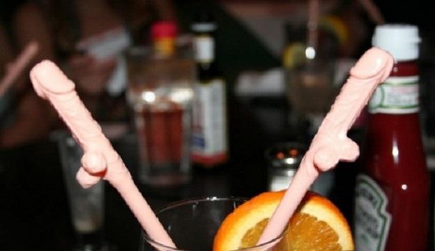 Как сделать коктейльную трубочку