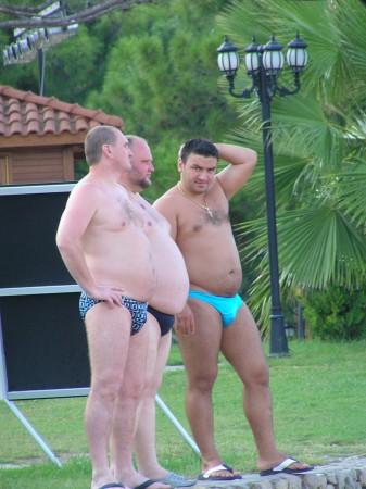 голые жирные тетки фото
