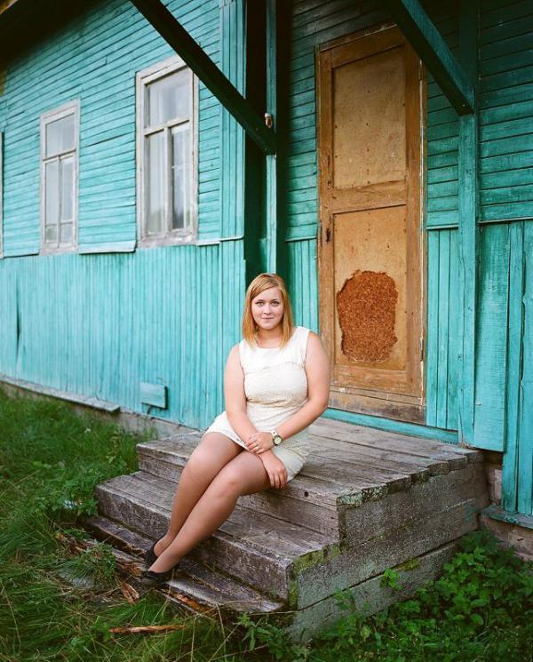 Секс в российских деревнях фото 225-475
