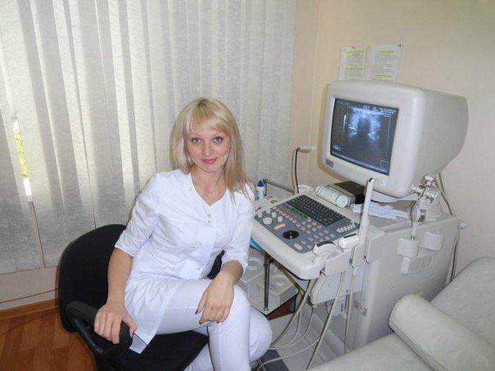 частное фото медсестра