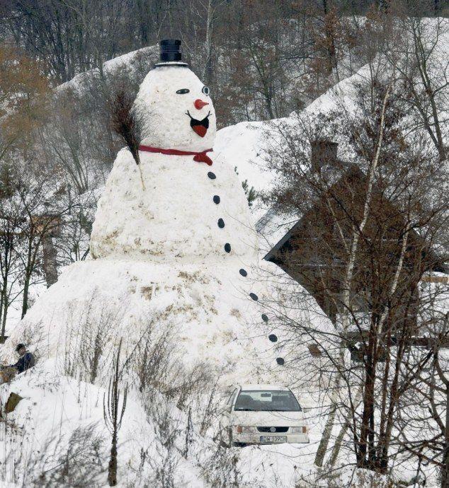 снеговик-зима-36815