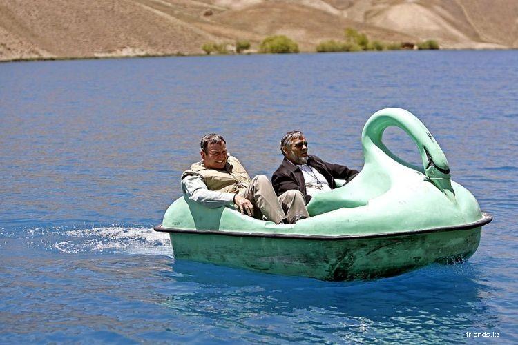 приклы с лодкой
