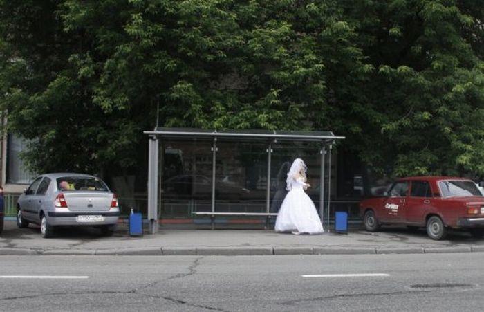 bride-bus-stop