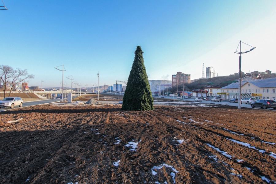 елка-Владивосток-грязь-491055