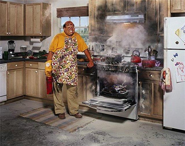 Кухня приколы фото
