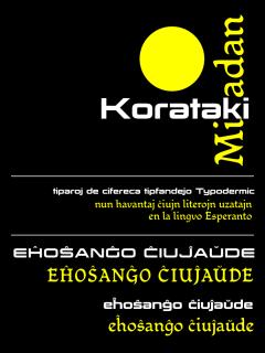 Korataki - Mikadan
