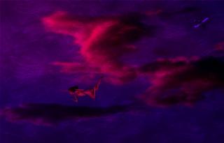 virino en la ĉielo (woman in the sky)