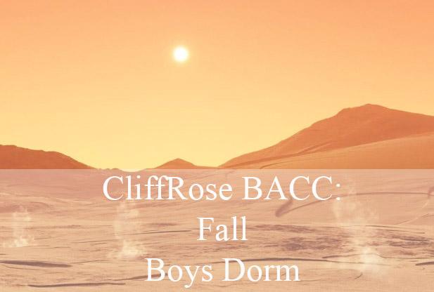 CliffRose Title
