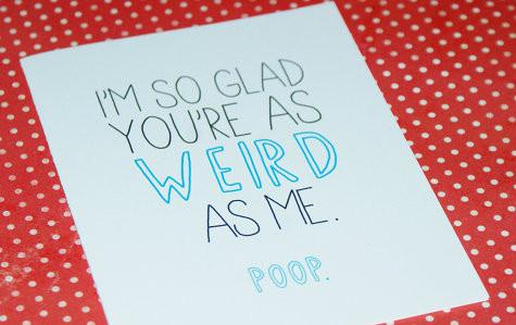 Мы влюблены, но не празднуем weird-valentines-day-card